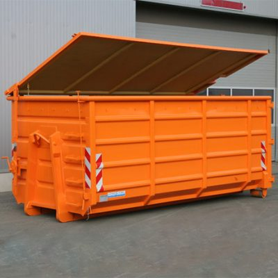 Standard roll on/off Container