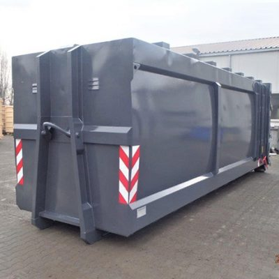 P-CONTAINERS  for static SV compactor