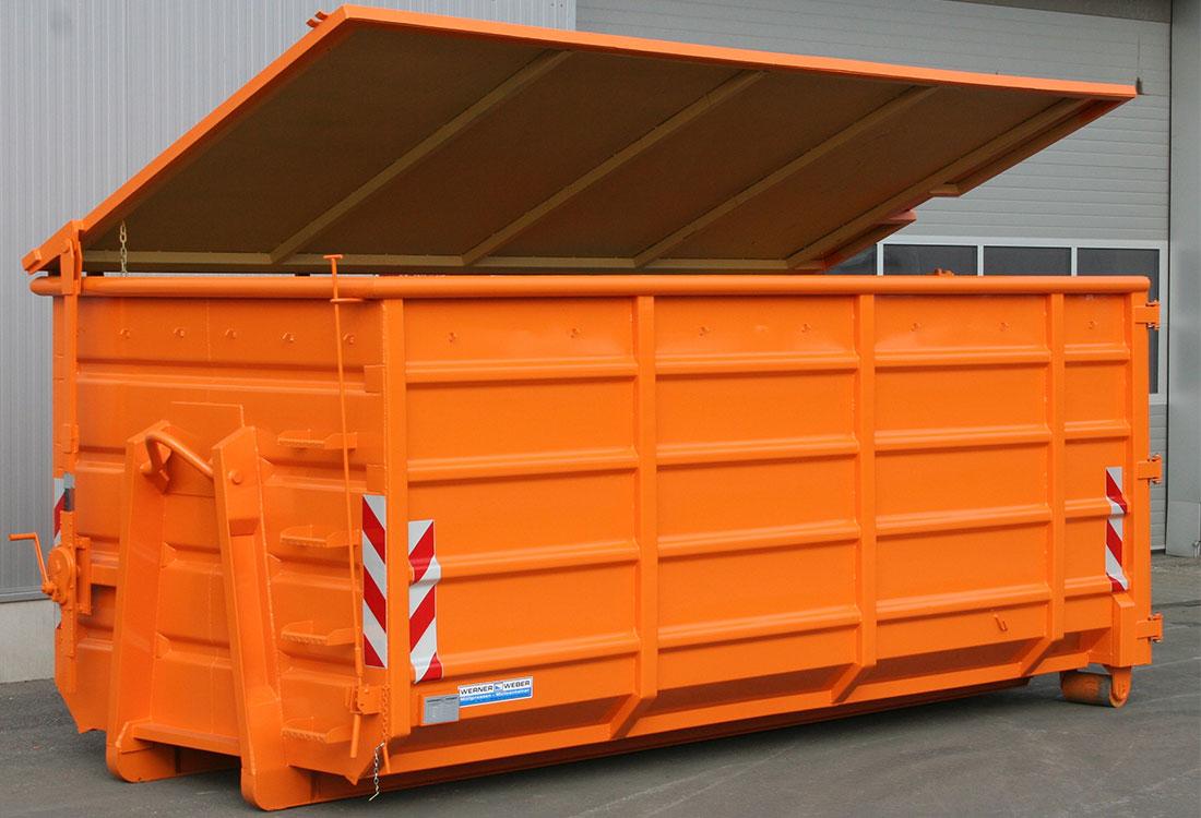 Abrollcontainer Standard Werner & Weber