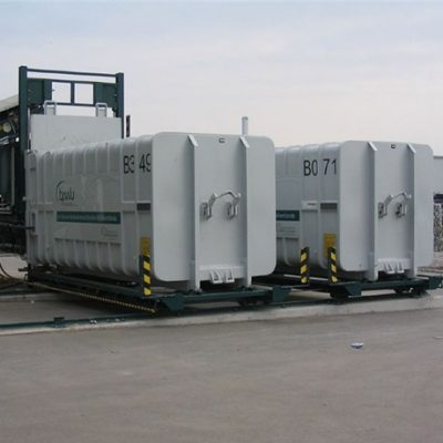 Container shifting systems