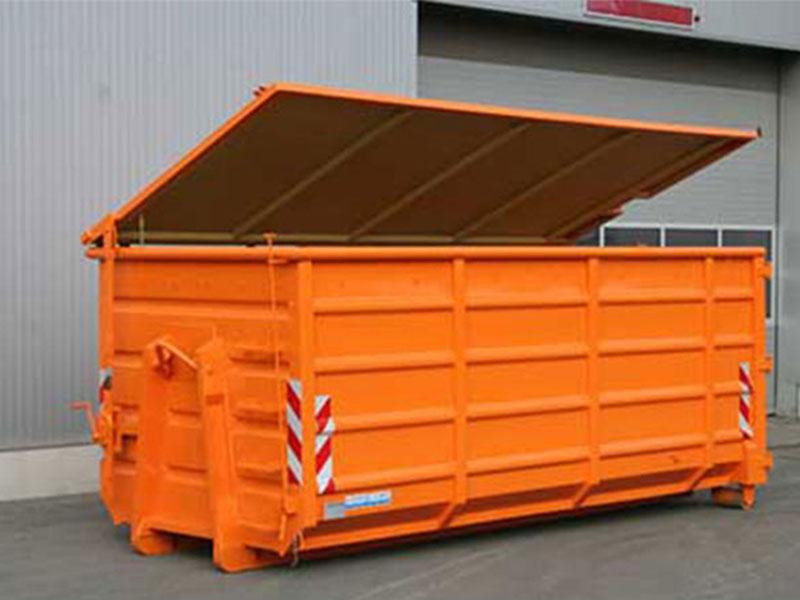 Abrollcontainer Werner Weber GmbH Wien