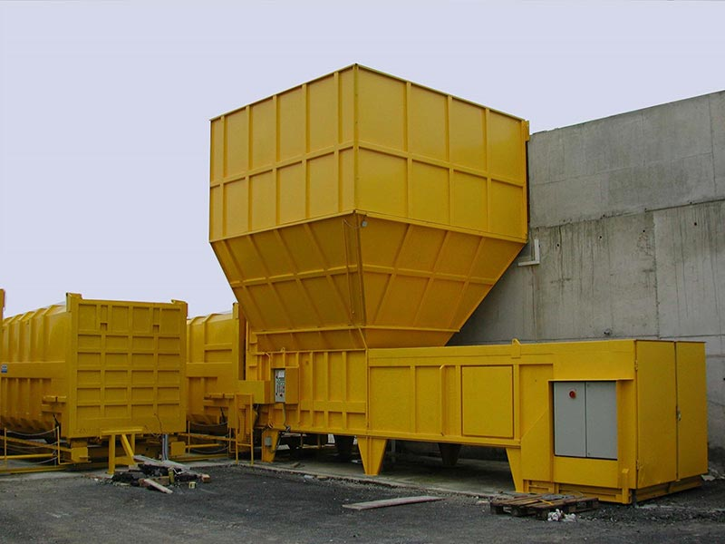transferstationen werner weber - Abfalltransporte Transferstationen