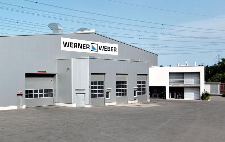 Firma Werner&Weber Wien